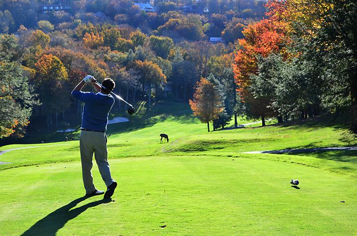Golf in Beech Mountain, NC