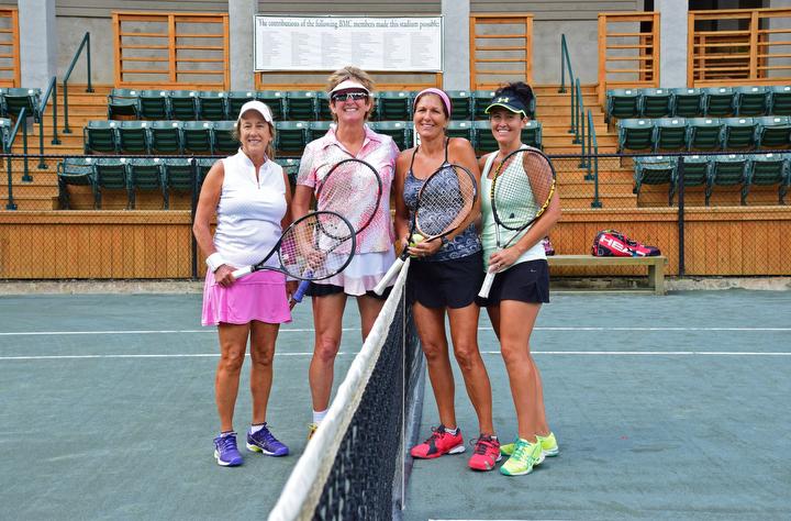 Tennis at Beech Mountain Club