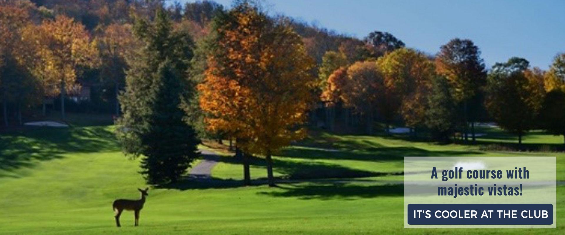 Golf at Beech Mountain Club